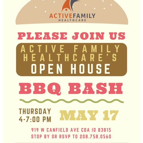 Active Family BBQ