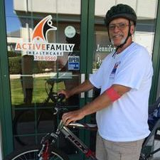 Active Family Healthcare Biker