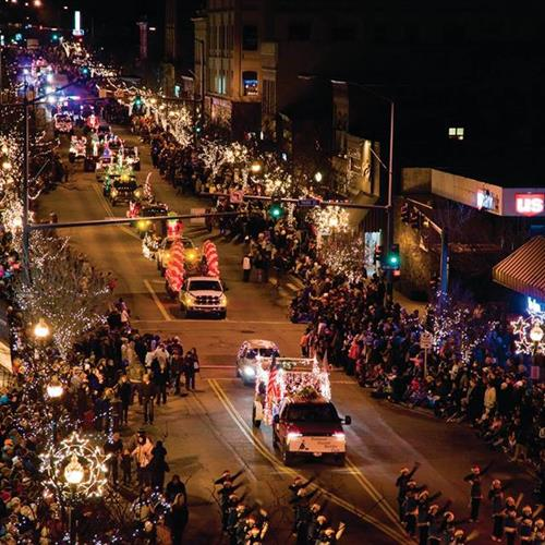 26th Annual Lighting Ceremony Parade