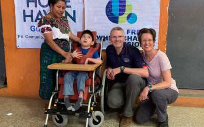 My time in Guatemala – Robin Beard
