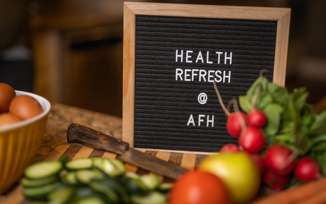 Health Refresh at Active Family Healthcare Coeur d'Alene Primary Care Providers