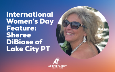 International Women's Day Feature: Sheree DiBaise of Lake City Physical Therapy